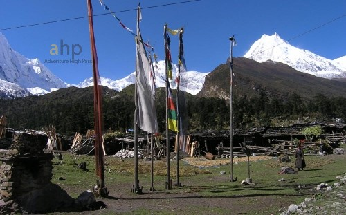 Panch Pokhari and Tilman pass Trekking