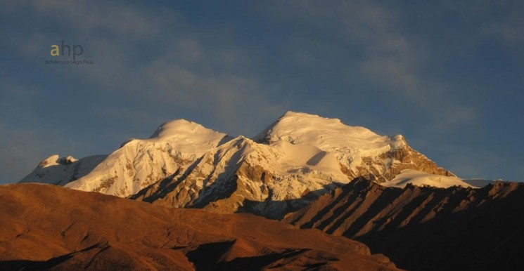 Everest Base Camp from Tibet side