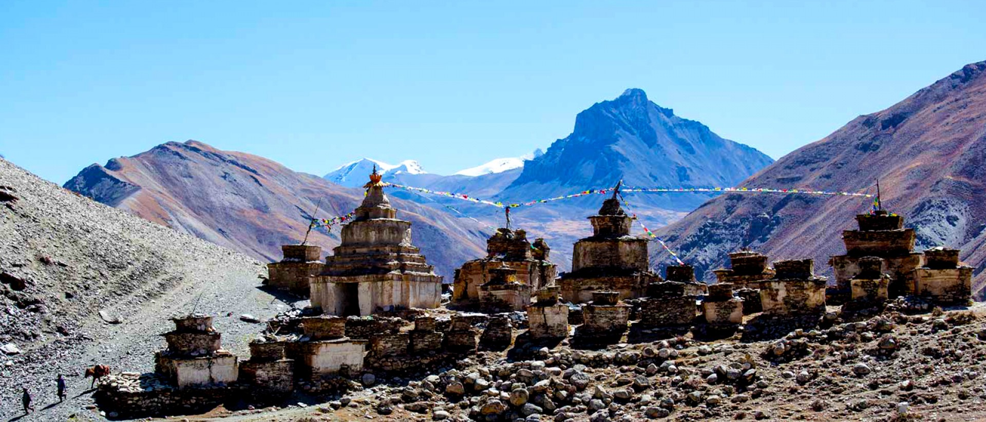 Upper Mustang - Hidden Kingdom of Nepal