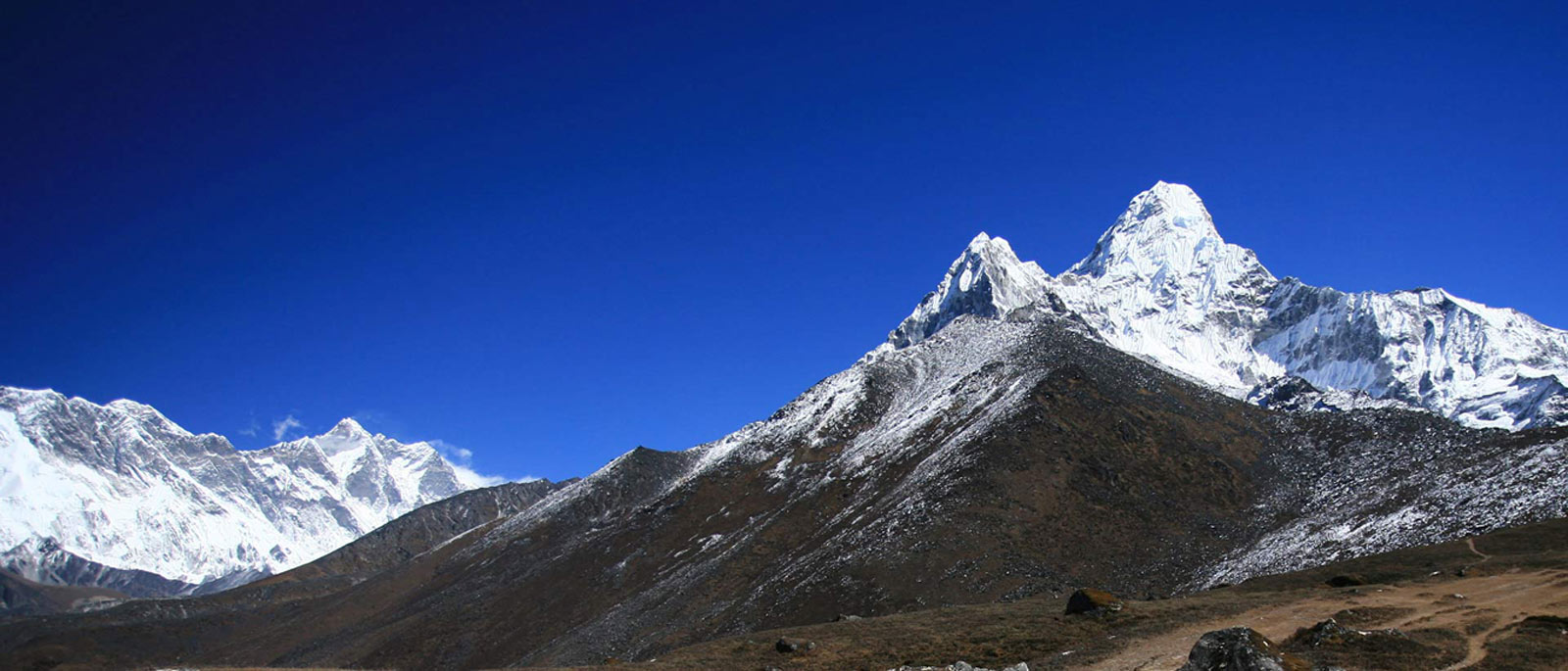 Mt. Amadablam- Everest Region Nepal