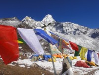 Amadablam Base Camp