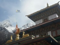 Monastery at Manaslu region