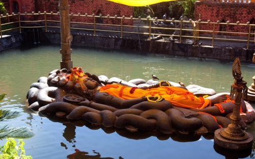 Pilgrimage Trekking & Tours around Kathmandu Valley